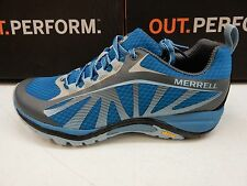MERRELL WOMENS SNEAKERS SIREN EDGE FAIENCE FORGET ME NOT SIZE 8