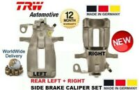 FOR VW NEW BEETLE 2.3 V5 3.2 RSI 2000-> 2 x REAR LEFT + RIGHT SIDE BRAKE CALIPER