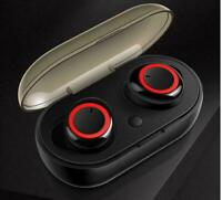 Wireless Headphone Bluetooth For Earbud Headset Stereo Earphone Sport Handfree