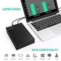 Boîtier de disque dur externe USB3.0 2.5 / 3.5 SATA HDD UASP 10 To OTB One Touch