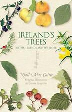 Ireland's Trees: Myths, Legends & Folklore by Niall Mac Coitir | Paperback Book