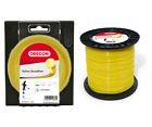 OREGON STARLINE yellow nylon trimmer strimmer line 2 mm x 15 metres 99152E new
