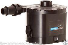 Campingaz 4D Quick Pump & Carrybag - 4D QuickPump Inflates & Deflates Ref:203144