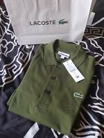 Lacoste Shirt Bocage Green BNWT XS 2