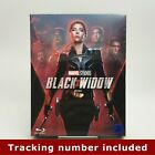 Black Widow BLU-RAY Steelbook Full Slip Limited Edition