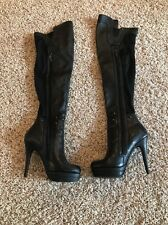 Bakers Farah Over The Knee Boots 6.5