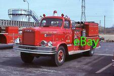 Fire Truck Photo Milwaukee Classic 2-door FWD 4X4 Engine Apparatus Madderom