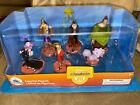 NIB Disney The Emperor\'s New Groove Figurine Figure Playset Toy 6 Piece Set
