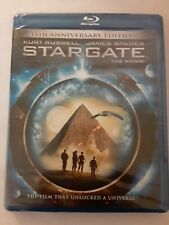 STARGATE STAR GATE 15TH ANNIVERSARY EDITION  BLU-RAY DVD NEW SEALED!
