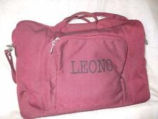LEONO BAG- SIZE; H-320MM x L-460MM x W- 120MM