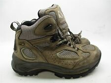 VASQUE R12 Women's Size 7.5 M Hiking GORE-TEX Waterproof Tan Leather Boots