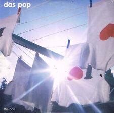 CD single: Das Pop: the one. 2 titres. pias. D7