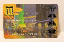 Blade Runner Concept Metrokab card prop