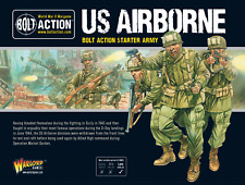 Warlord Games US Airborne Starter Army 1944-45 28mm Bolt Action Ww2 USA America