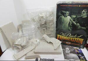 The Bride of Frankenstein Moebius ⅛ Scale Model Kit Horror Universal Monsters
