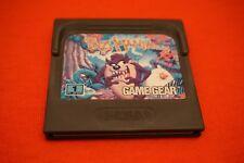 Taz Mania (Sega Game Gear, 1992) TESTED FREE SHIPPING