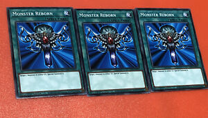 Near Mint Condition YUGIOH Cards Playset Sprite/'s Blessing x 3