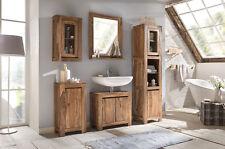 Badmöbelsets aus Holz mit 6 Überspannungsschutze der Teilen günstig ...