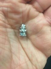 Ohm Beads Retired Mrs Claus Charm Bead