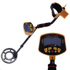 MD-3010II Metal Detector Gold Digger Light Hunter Deep Sensitive Search LCD