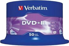 Dvd R Verbatim 4.7gb 16x Advanced azo (tarrina 50)