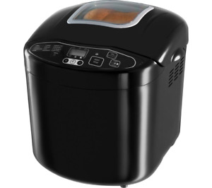 Russell Hobbs 23620 NEW Fast Bake Compact Breadmaker with 12 Programs 600W Black
