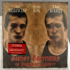 STEPHEN KING GHOST BROTHERS OF DARKLAND COUNTY LTD ED MINT SEALED BOOK/CD's/DVD
