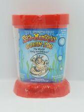 The Amazing Live Sea Monkeys Ocean Zoo Marine Tank Aquarium Habitat Instant Pet
