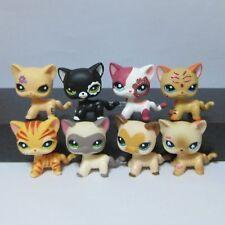 8x Littlest Pet Shop LPS Toys Cat #2249 #1962 #2118 #2291 #3573 #1451 #816 #1116