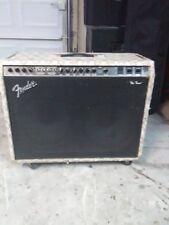 Fender Blackface Twin Reverb Guitar Amp