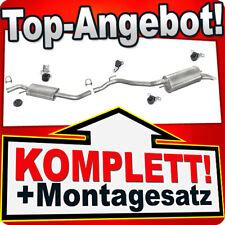 Auspuff VW T4 TRANSPORTER IV 1.9 2.4 2.5 D TD TDI SWB 96-03 Auspuffanlage 863