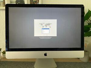 Apple iMac 27 Zoll 2012, Top-Ausstattung, Fusion Drive 1.1TB, i5, 24 GB RAM
