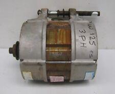 Washer Motor Wascomat W124 W125 3Ph P/N: 471973952 [Used]