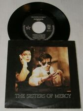 "THE SISTERS OF MERCY (SP 45T 7"")   DOMINION"