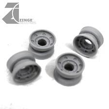 Zinge Industries-Ruedas - 15 mm Rueda Llanta X 4 del armazón S-WHE18