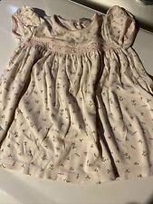 Kissy Kissy Rosebud Dress 9 Month