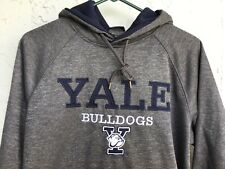 Yale Bulldogs Sweatshirt Hoodie ~ Colosseum ~ Men's Medium ~ NCAA