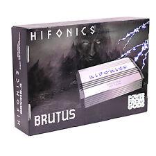 Hifonics Brutus Series BRX316.4 320W 4 Channel Super Class AB Car Amplifier