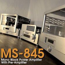 Yaqin ms-845 Vacuum Tube Hi-end tube Mono Bloc Power Amplifier Pre-Amplifier