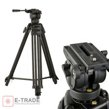 Profi Tripod VT-6822 up to 15kg Videostativ OIL HEAD FLUID HEAD