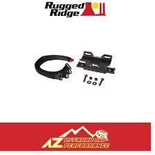 Rugged Ridge Elite Fire Extinguisher Holder 76-18 Jeep Wrangler 11238.40 Black