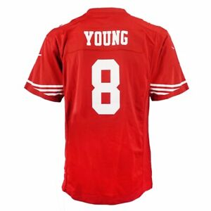 Steve Young Nike San Francisco 49ers Game Day Youth Jersey XL *MINOR FLAWS