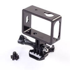 Aluminum CNC Protective Metal Shell Frame Mount Case Cover for Xiaomi Yi Camera