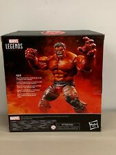 Marvel Legends Red Hulk Target Exclusive Deluxe  Figure