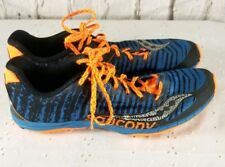 Saucony Kilkenny Blue Cross Country Spike Shoes Sz 8.5 Training Trainers Running