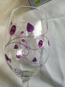 Wine Glass Luigi Bormioli Social Ave UR Vino 22 Ounce Set Of Two