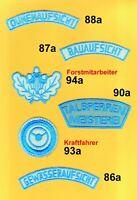 SONDERANGEBOT (kurzzeitig) Wasserwirtschaft Dienstlaufbahnabzeichen DDR