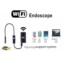 HD 720P Waterproof WiFi 6LED Endoscope Inspection Camera for iPhone Android Sony