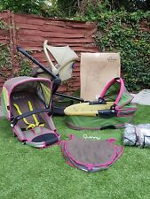 Quinny Buzz Complete Travel System ☆BEAUTIFUL WAGTAIL LIMITED COLLECTION/3in1/☆