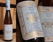 1993er Kiedrich Gräfenberg - Riesling - Beerenauslese - Robert Weil - Rarität